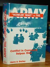 Howlin' Mad vs The Army: Conflict in Command Saipan 1944, 27th Infantry, Marines