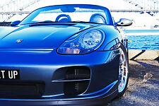 Porsche 986/ 996 GT2 EVO Turbo style front bumper..New!