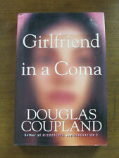 SIGNED - GIRLFRIEND IN A COMA by Douglas Coupland -  1st/2nd HCDJ 1998