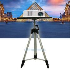 """Laptop Notebook Projector Tray Holder for 1/4"""" 3/8"""" Screw Tripod Stand Mounts"""