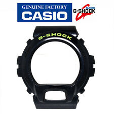 Casio G-Shock DW-6900 Dark Blue Genuine Casio Factory Bezel