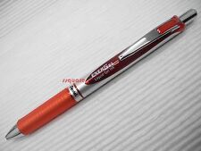 Pentel EnerGel Ener Gel retractable 0.3mm Rollerball Pen, Red Liquid Gel ink