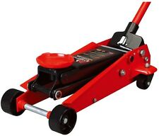 Heavy Duty Truck Auto Mechanic 3 Ton Steel Hydraulic Garage Shop Floor Jack Lift