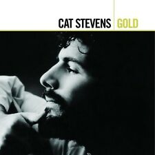 "CAT STEVENS ""GOLD (BEST OF)"" 2 CD NEUWARE"