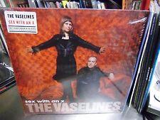 VASELINES Sex With An X LP NEW vinyl + digital download