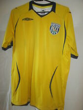 West Bromwich Brom Albion 2008-2009 Away Football Shirt Size Small /21874