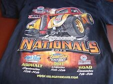 2013 Legend Cars  Nationals with Past Champions Las Vega  T-Shirt Size Small  L2