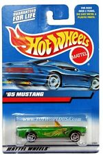 2000 Hot Wheels #201 1965 Ford Mustang '00 crd