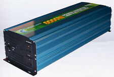 16000W MAX 8000W Modified Sine Wave Power Inverter Converter 12V DC/110V AC 60Hz