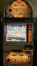 "IGT I-GAME COINLESS VIDEO SLOT MACHINE ""CLEOPATRA''"
