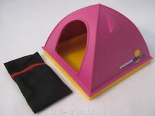 Playmobil Tent & sleeping bag NEW extras for camping/dollshouse/adventure sets