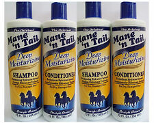 Mane 'n Tail Deep Moisturizing Shampoo & Conditioner ( pack of 4)