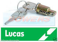 Genuine LUCAS 54316731 INTERRUTTORE ACCENSIONE BLOCCA / barrel & 2 CHIAVI TRIUMPH MG Midget