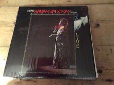 More Sarah Vaughan From Japan Live  Sarah Vaughan Vinyl Record