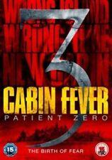 Cabin Fever 3 - Patient Zero (DVD, 2014)