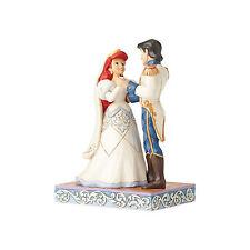 Disney*ARIEL & PRINCE ERIC WEDDING*Jim Shore*NEW 2017*NIB*Little Mermaid*4056749