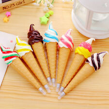 Ice Cream Cute Ballpoint Pen Gel Pen Student Office Stationery Gift New