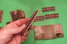 Marklin HO bottom of the toolbox junk, mid century toy train for model railroads