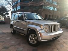 2012 Jeep Liberty Sport Sport Utility 4-Door