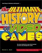 The Ultimate History of Video Games: From Pong to Pokemon--The Story Behind the