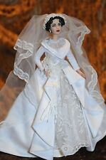 """Elizabeth Taylor in """"Father of the Bride"""" Barbie doll RETIRED No Box"""
