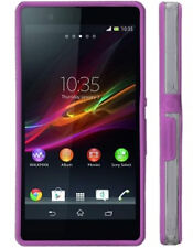 Protection Bumper Violet Sony Xperia Z