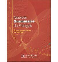 Noville Grammaire Du Francais: Cours De Civilisation Francaise De La Sorbonne
