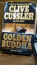 The Oregon Files: Golden Buddha 1 by Craig Dirgo and Clive Cussler (B-71A)
