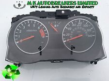 Nissan Note E11 From 06-13 Speedo Meter Clock Instrument (Breaking For Parts)