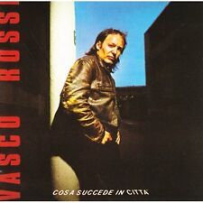 Cosa Succede In Citta' - Digitally Remastered - Vasco Rossi CD