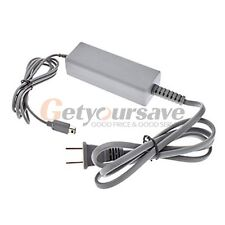 New For Nintendo Wii US Plug Replacement Wall AC Power Adapter Supply Cable Cord