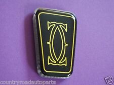 New 1998-1999-2000-2001-2002 Lincoln Town Car Cartier Edition Trunk Lid Emblem