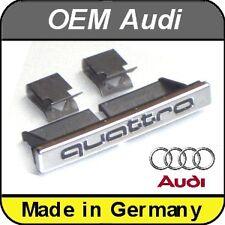 OEM Audi Quattro A3 8L A4 B5/B6 A6 C5 Front Grill Badge Emblem (96-05)