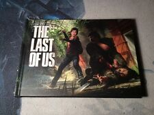 The Art Of The Last Of Us Mini Artbook