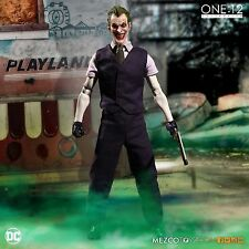 MEZCO TOYZ Collective ONE:12 DC Comics Batman THE JOKER Action Figure IN STOCK