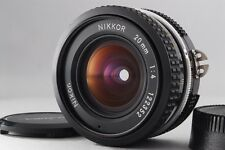 [Excellent+++] NIKON Ai NIKKOR 20mm F4 f/4 Wide Angle Lens from Japan