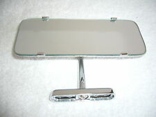 Small Interior Mirror-Chromium with Rim- for MG/British classic cars