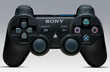 Official Genuine Sony Wireless PS3 Controller Playstation 3 Black DualShock