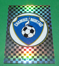N°395 BADGE ECUSSON WAPPEN NIORT D2 PANINI FOOT 96  FOOTBALL 1995-1996