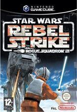 STAR WARS REBEL STRIKE GAMECUBE GAME PAL