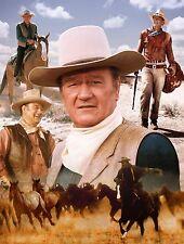 John Wayne 8x10 Glossy Photo Print #JW1