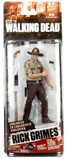 McFarlane Toys The Walking Dead Series 7 RICK GRIMES, Slightly bent card