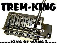 KEEP YOUR 'STRAT' IN TUNE with a Trem King Fixed Bridge Vibrato From a UK Seller