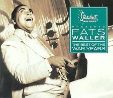 FREE US SH (int'l sh=$0-$3) ~LikeNew CD Fats Waller: Best of the War Years Origi