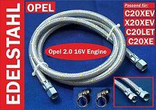 Edelstahl Benzinleitung Opel Astra Calibra Vectra C20LET C20XE C20XEV X20XEV 16V