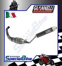 EXHAUST GIANNELLI STREET 2T APRILIA RS 125 1994   2008 CARBON