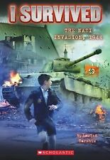 I Survived #9: I Survived the Nazi Invasion, 1944, Tarshis, Lauren, Good Book