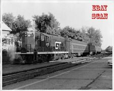 6EE152 RP 1960s RP GT GRAND TRUNK RAILROAD ENGINE #4919