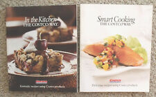 "Set of 2 ""The Costco Way"" Cookbooks - Smart Cooking & In the Kitchen"