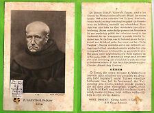Reliquia - Santino - Reliquiario –  Beato Valentino Paquay